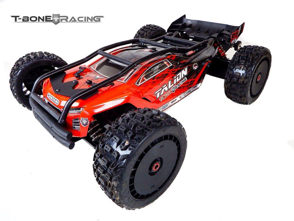 T-Bone Racing R2 EXO Roll Cage Arrma Talion V4 2019 10146