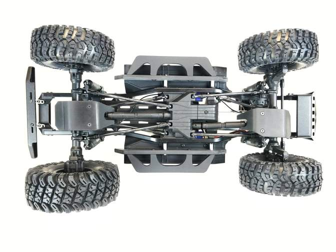 Outfit Your Traxxas TRX-4 with Armor from T-Bone Racing