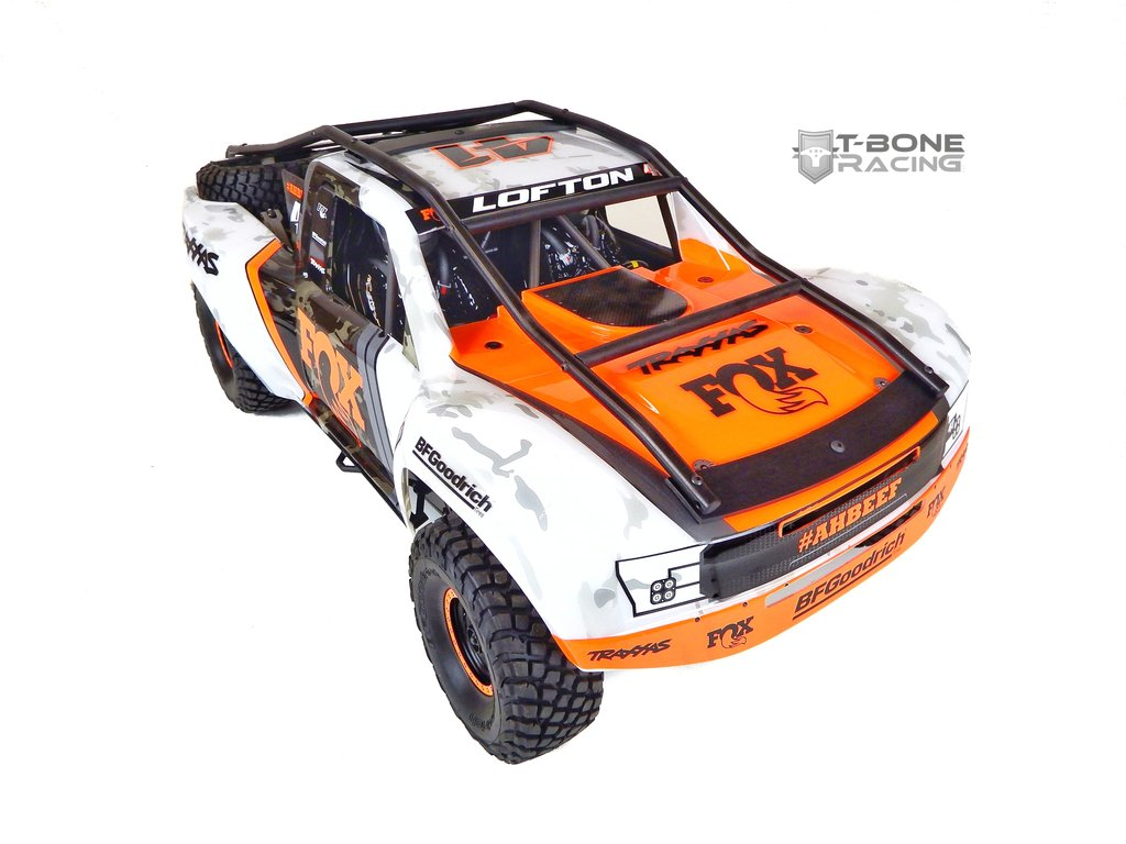 Toughen Up Your Traxxas UDR with an EXO Cage from T-Bone Racing