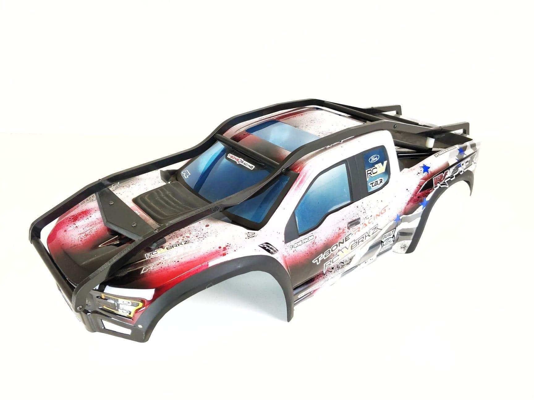 T-Bone Racing R2EXO Roll Cage for the Traxxas X-Maxx