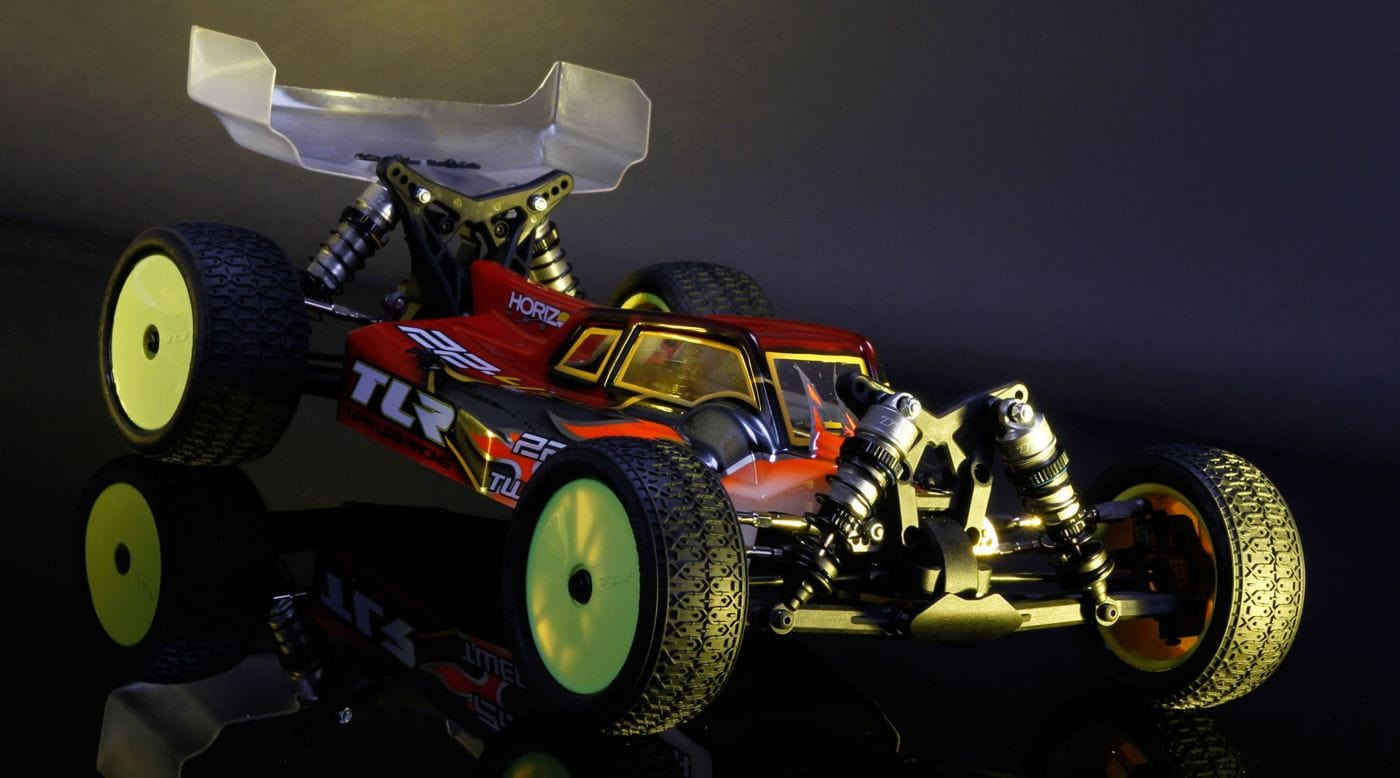 Team Losi Racing Releases Version 2.0 of the 22-4 Buggy