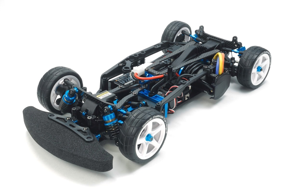 A Fully-Optioned On-Road Kit: Tamiya's TA07RR