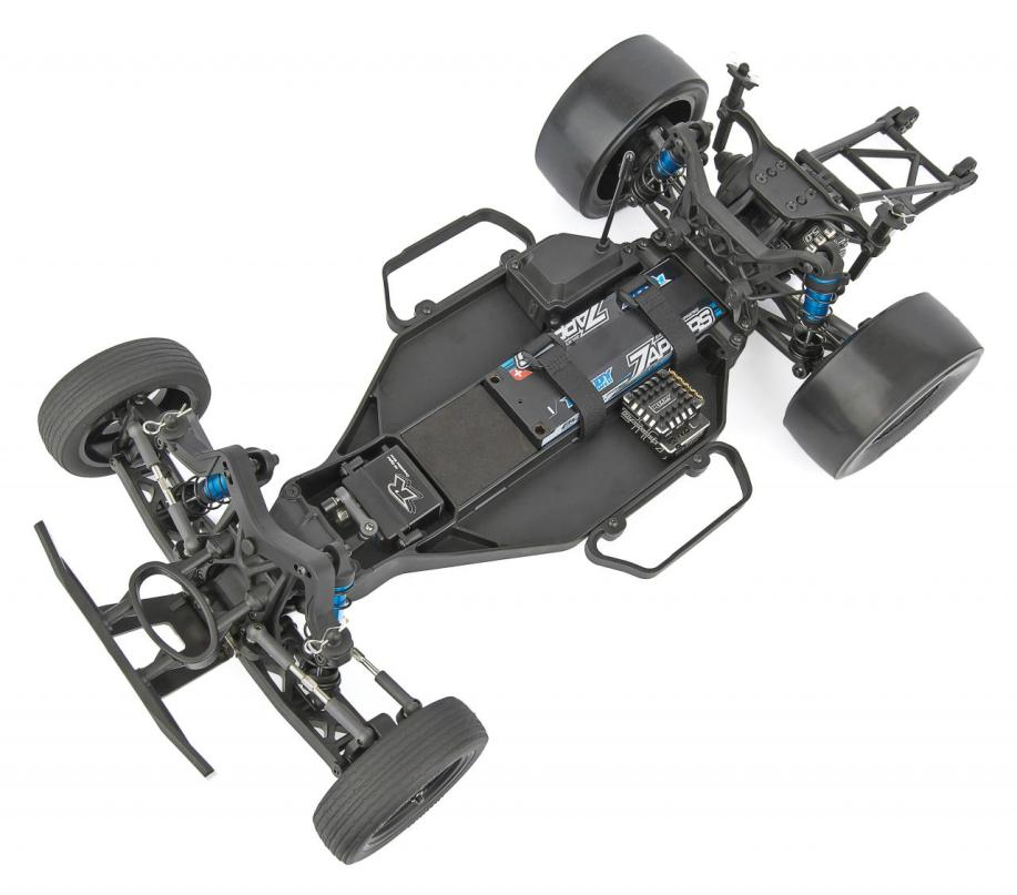 Team Associated DR10 R/C Dragster Team Kit