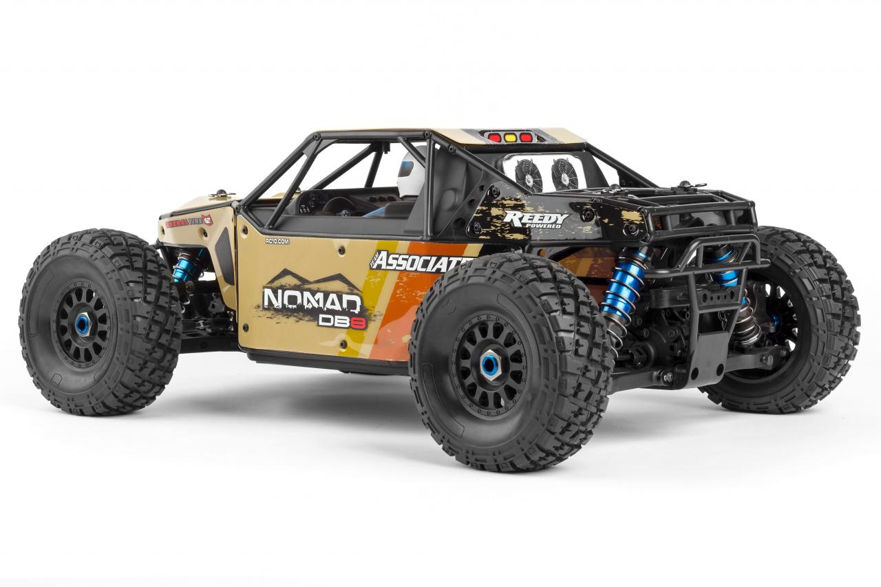 Team Associated Nomad DB8 Rear