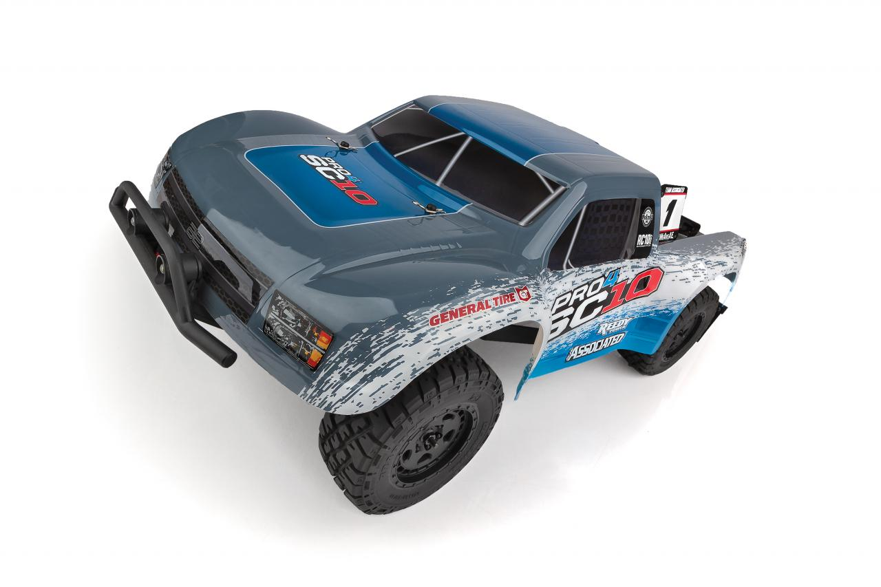 Team Associated Pro4 SC10 RTR Short Course Truck
