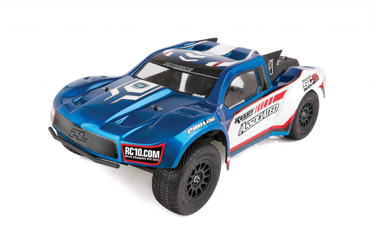 Team Associated RC10 SC6.1 Team Kit Short Course Truck