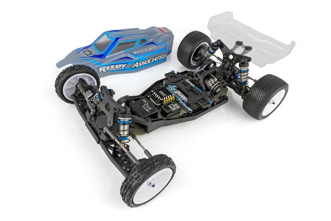 Team Associated RC10B61 Competition Team Kit - Chassis