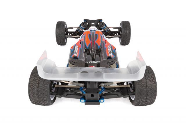 Team Associated RC10B61 Factory Lite Team Kit - Rear