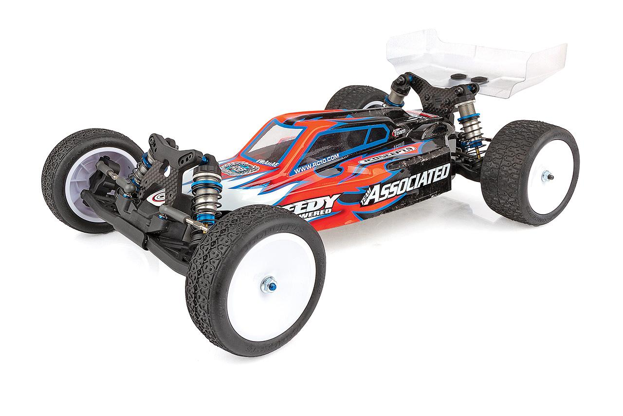 Team Associated RC10 B6.1 Factory Lite Team Kit