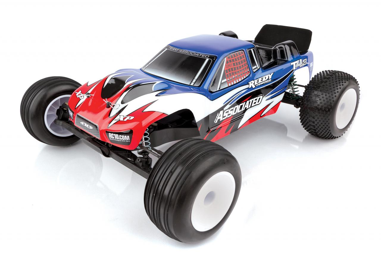 Team Associated RC10T4.3 RTR Stadium Truck