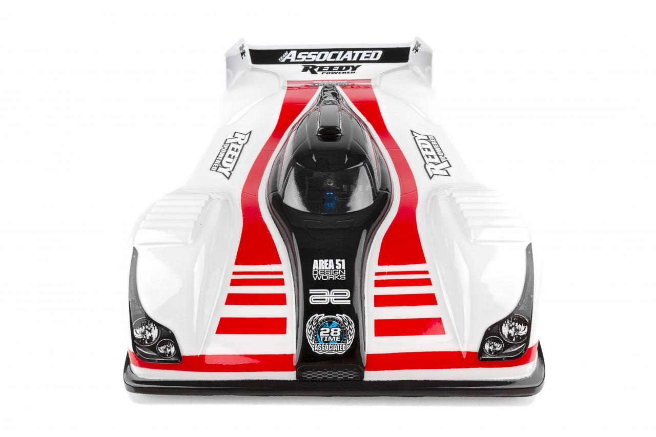 Team Associated RC12R6 - Front