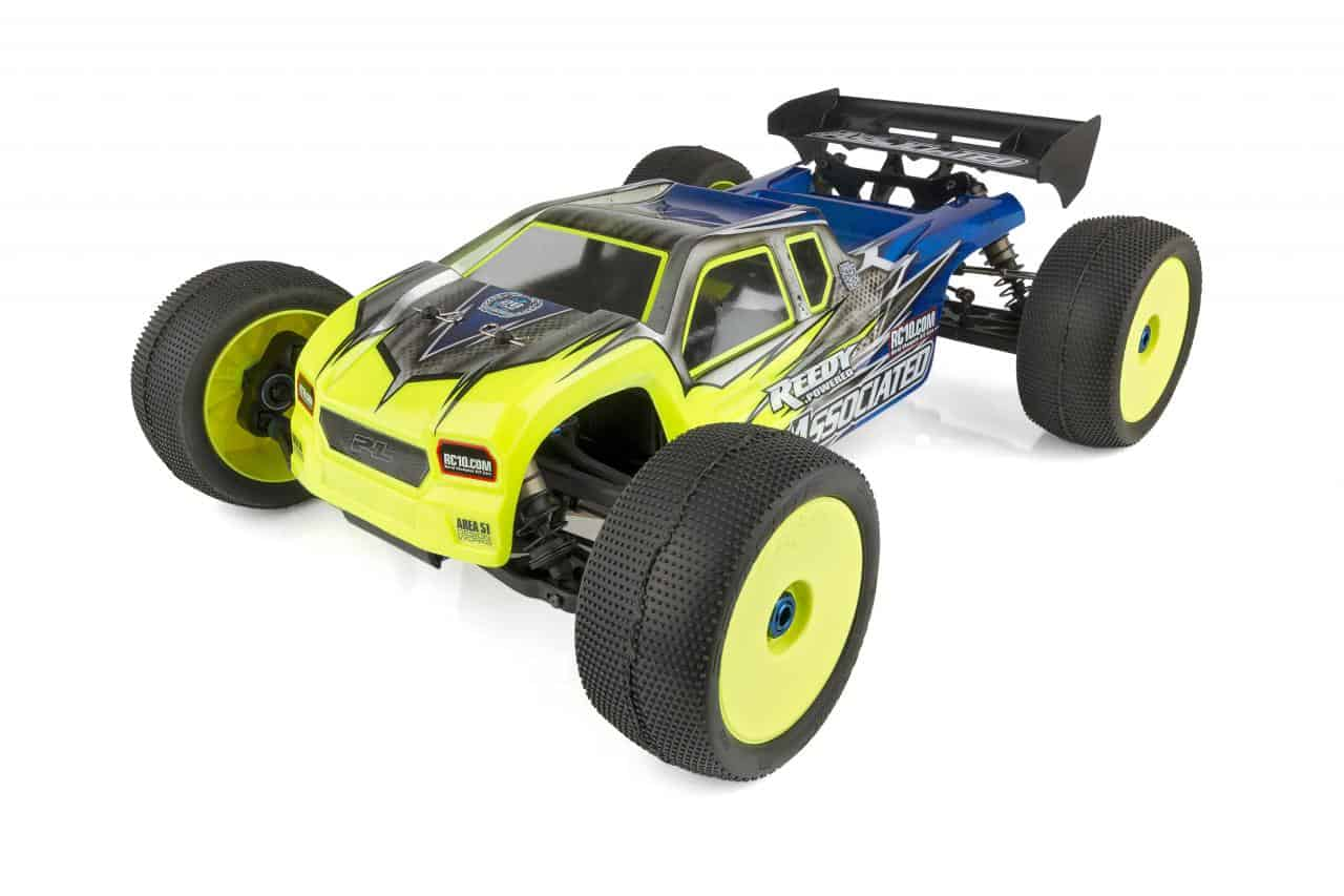 Team Associated RC8 T3.1 Team Kit Nitro Truggy
