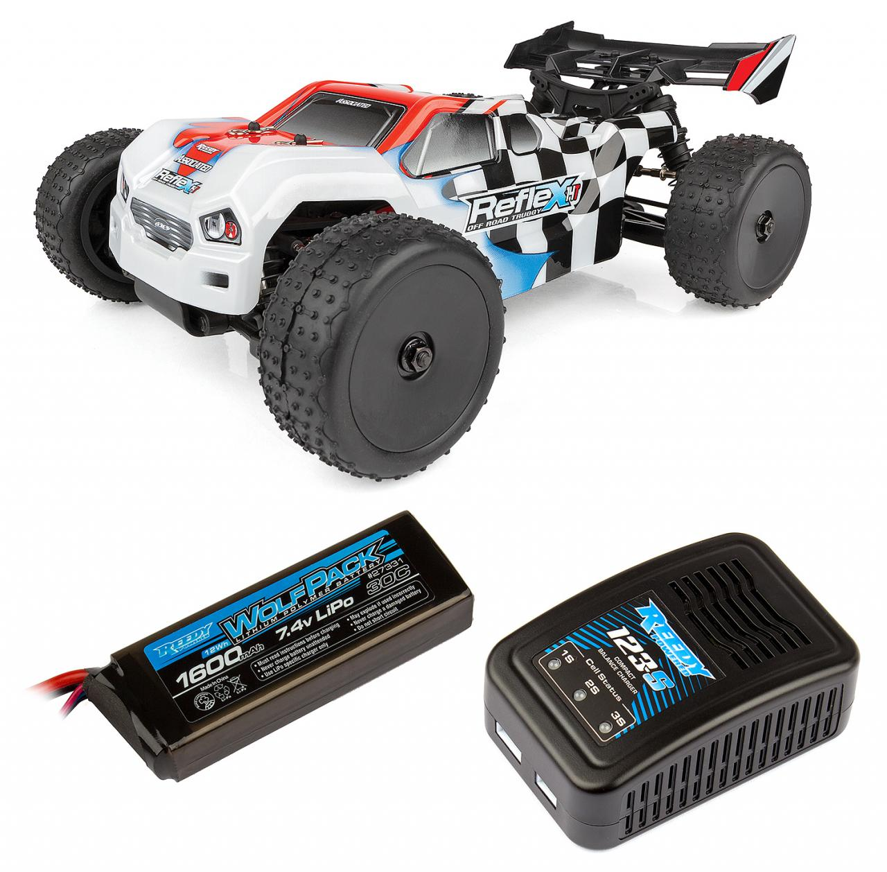 On The Mp10 Has Been Charging 2x2s Lipo In Series As Virtual 4s Pack Electric Motors Team Associated Reflex 14b 1 14 Scale