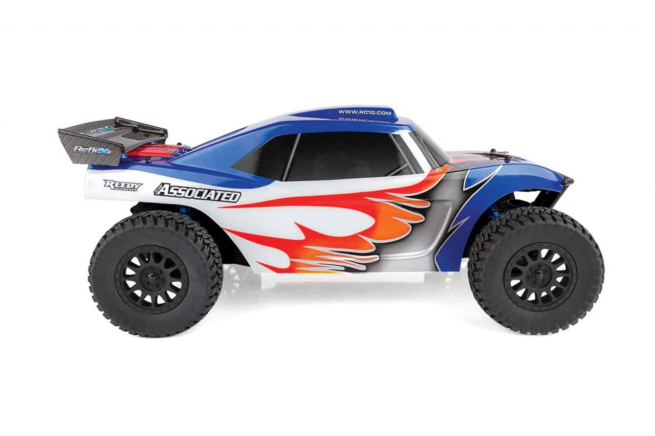 Team Associated Reflex DB10 - Side