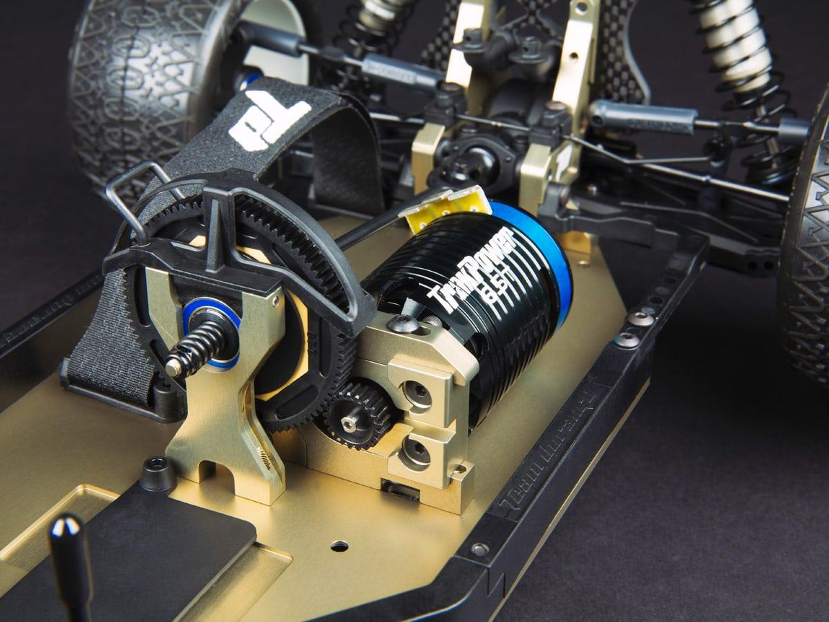 Team Durango DEX210F Motor Mount