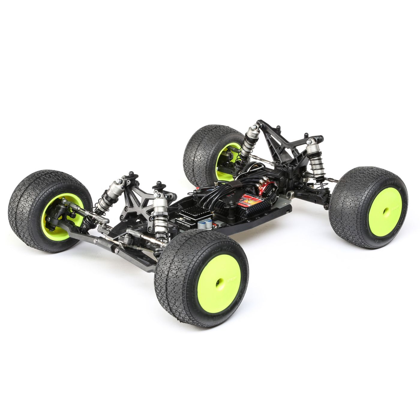 Team Losi Racing 22T 4 Stadium Truck - Chassis