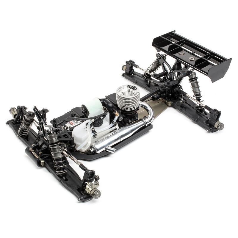 Team Losi Racing 8IGHT-XT:XTE Truggy Kit - Chassis Nitro