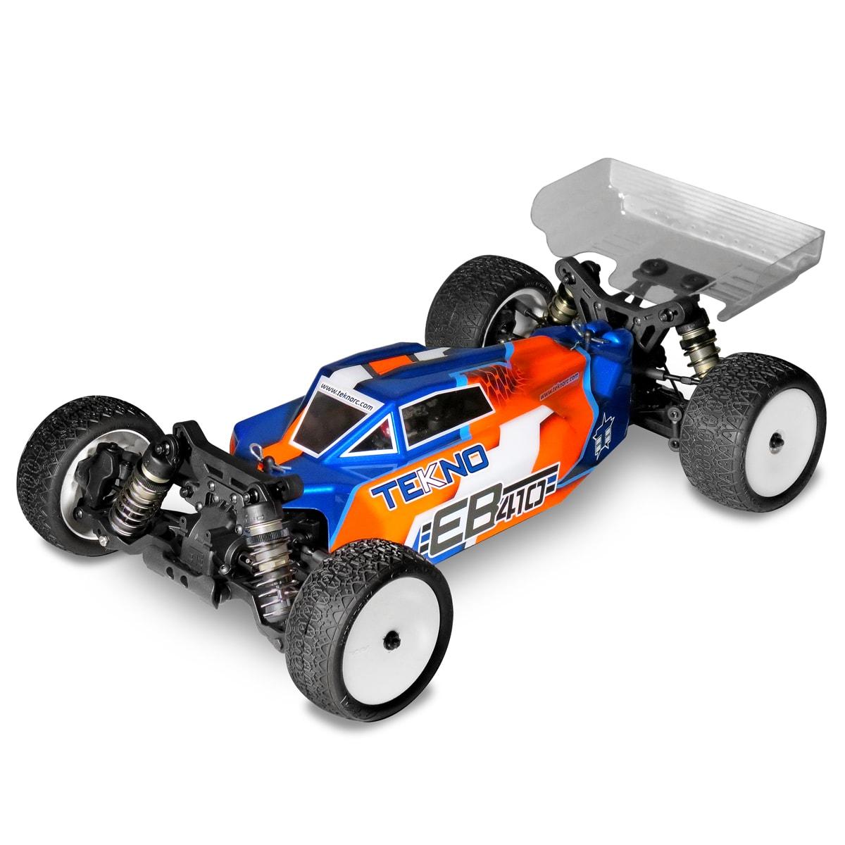 Tekno RC Takes the Wraps Off Their EB410 Buggy
