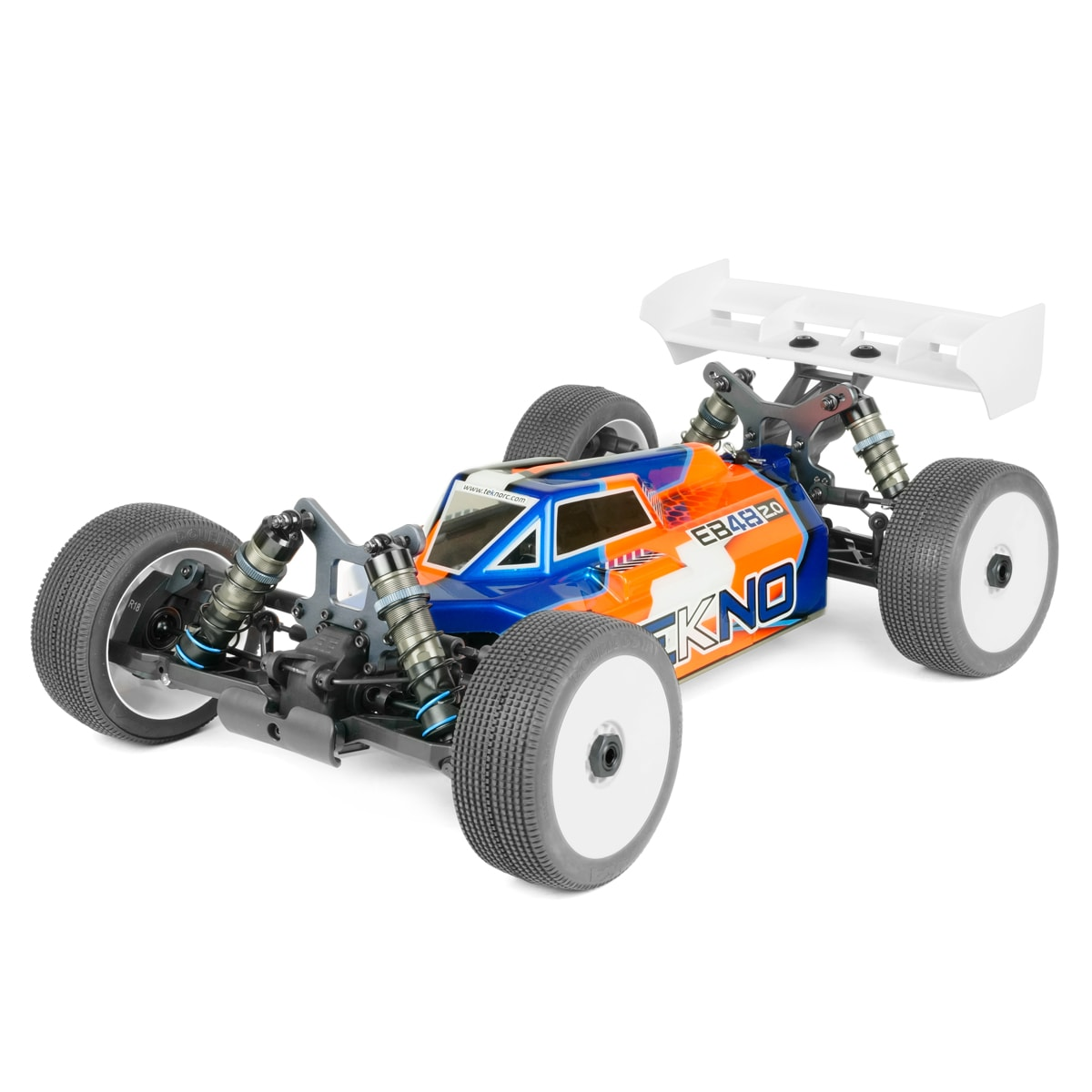 Tekno RC EB48 2.0 1/8-scale Competition Buggy Kit
