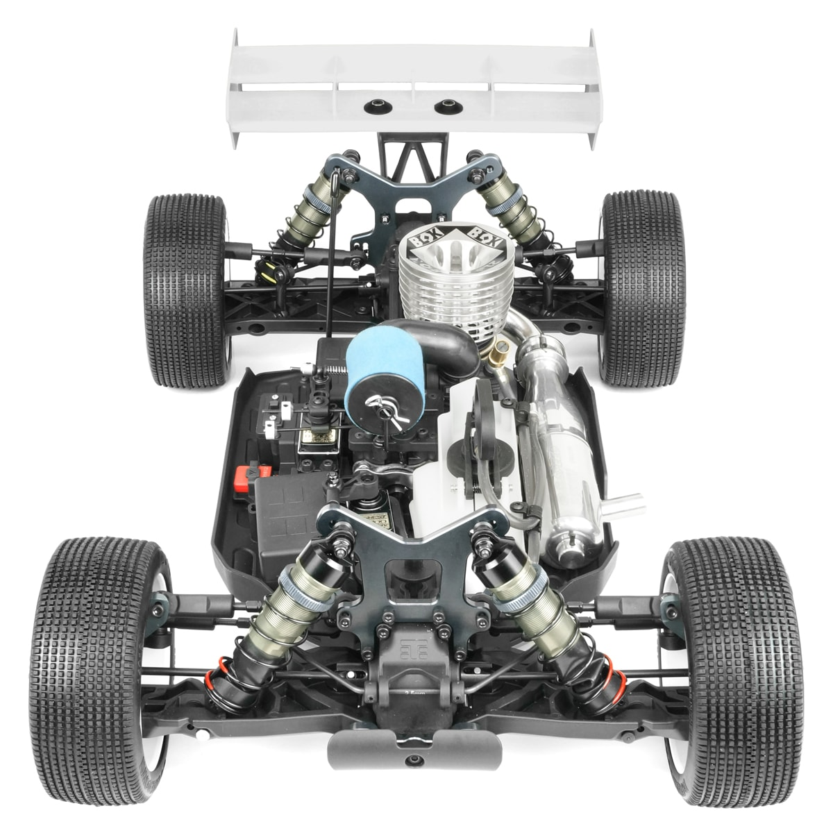 Tekno RC NB48 2 - Chassis Front