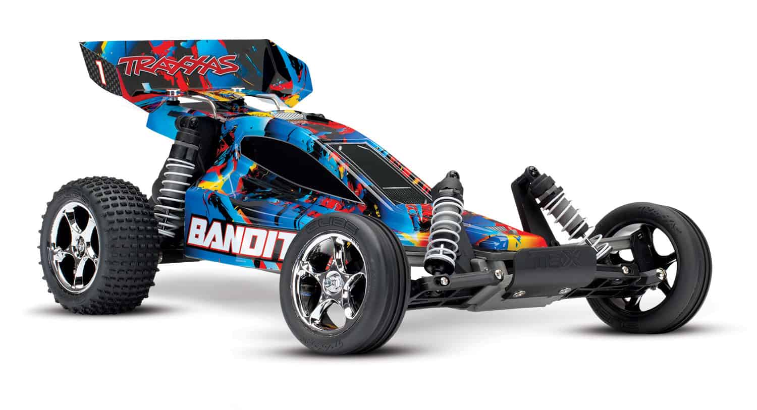 Traxxas Bandit and Rustler Get New Looks and New (Lower) Prices