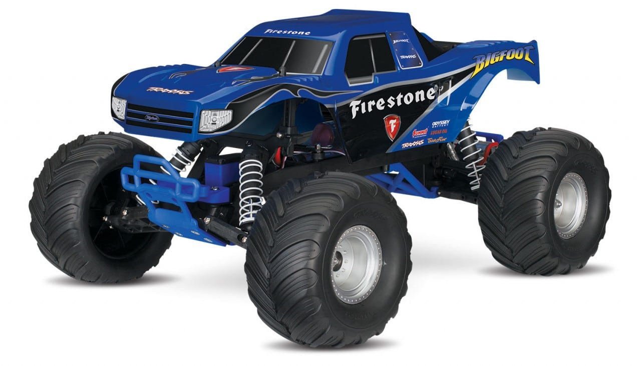 Traxxas Extends their Stampede Lineup with Bigfoot