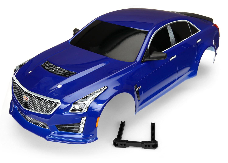 Traxxas Cadillac CTS-V Body - Blue