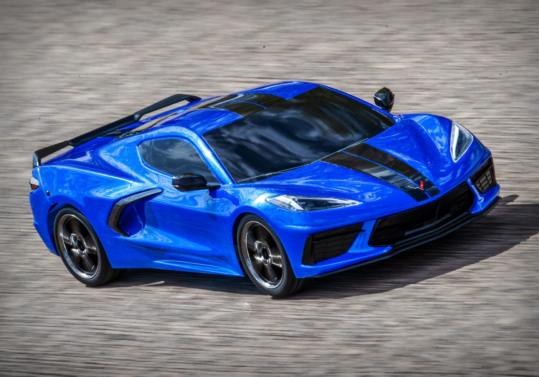 See it in Action: Traxxas 4-Tec 3.0 Corvette Stingray [Video]