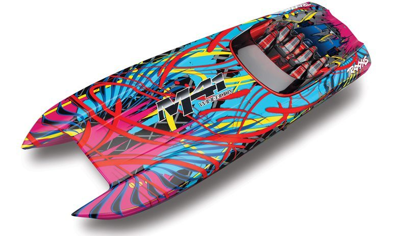 Traxxas DCB M41 Widebody RC Boat