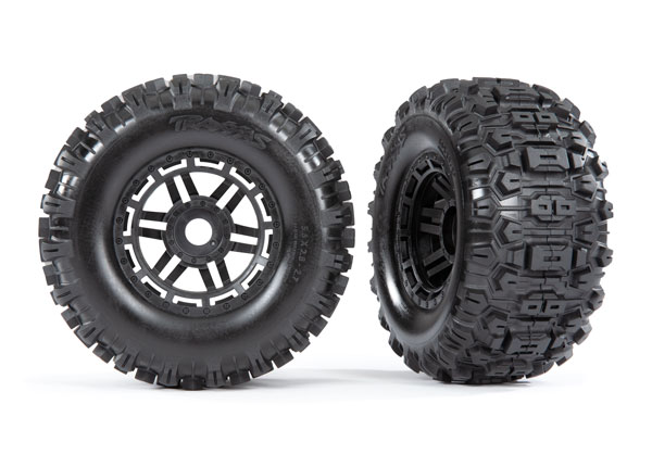 Traxxas Maxx Sledgehammer Tires