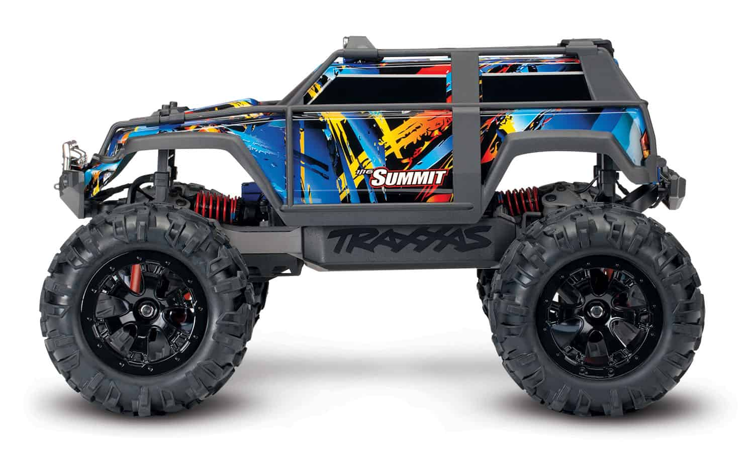 Traxxas Summit 1-16 - Side