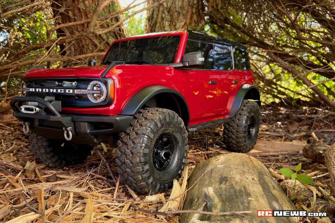 First-Impressions: Traxxas TRX-4 2021 Ford Bronco