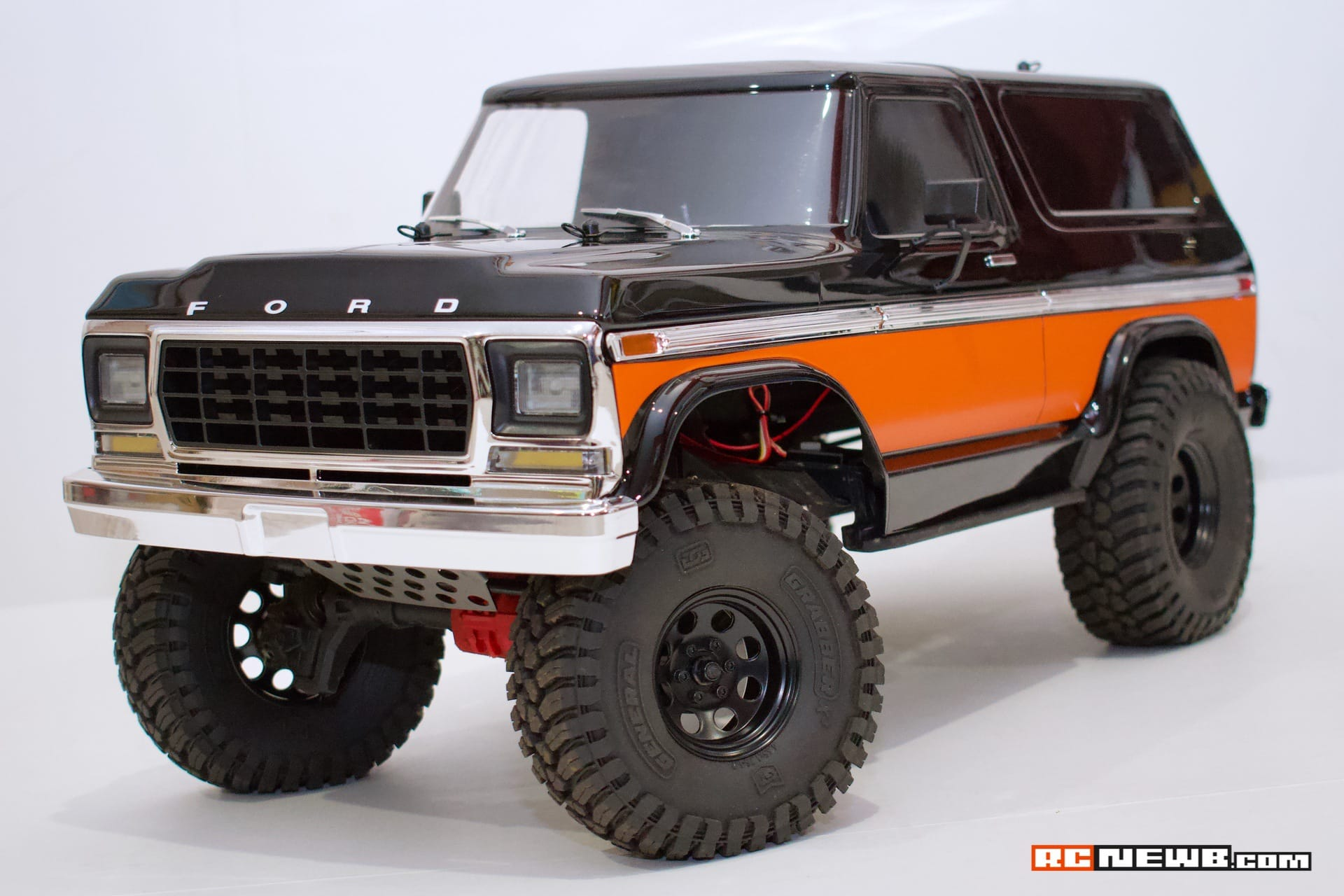 Review: Traxxas TRX-4 Ford Bronco Body Kit