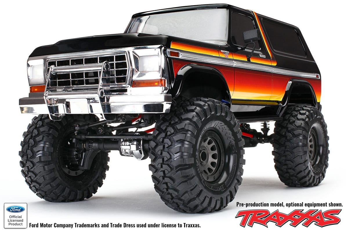 Traxxas Teases 2018 Releases at SEMA