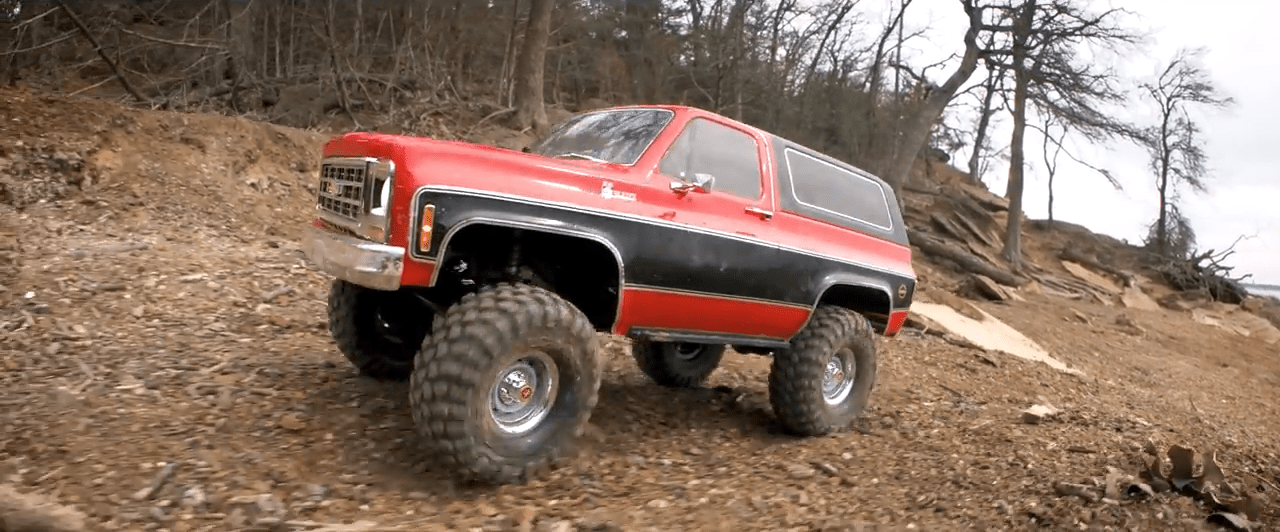 Cruise the Coastline with the Traxxas TRX-4 Chevy K5 Blazer [Video]