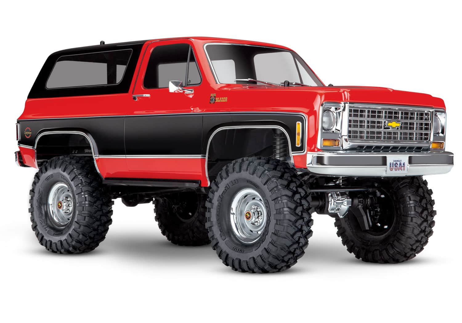 The Traxxas Trx 4 Lineup Branches Out With The 1979 Chevy K5 Blazer