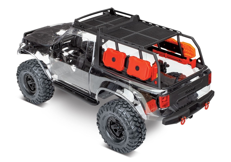 Traxxas TRX-4 Sport Assembly Kit - Rear