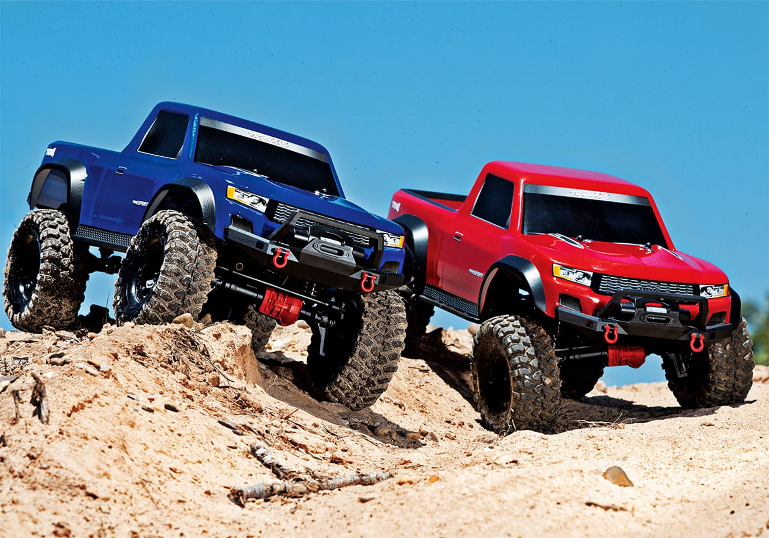 Traxxas TRX-4 Sport: No Frills, All Fun
