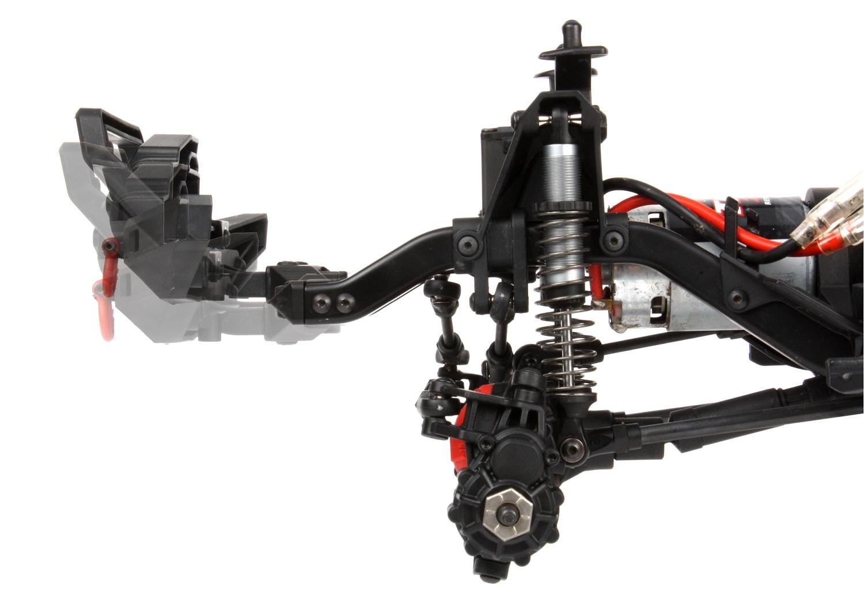 Traxxas TRX-4 Sport Raised Bumper