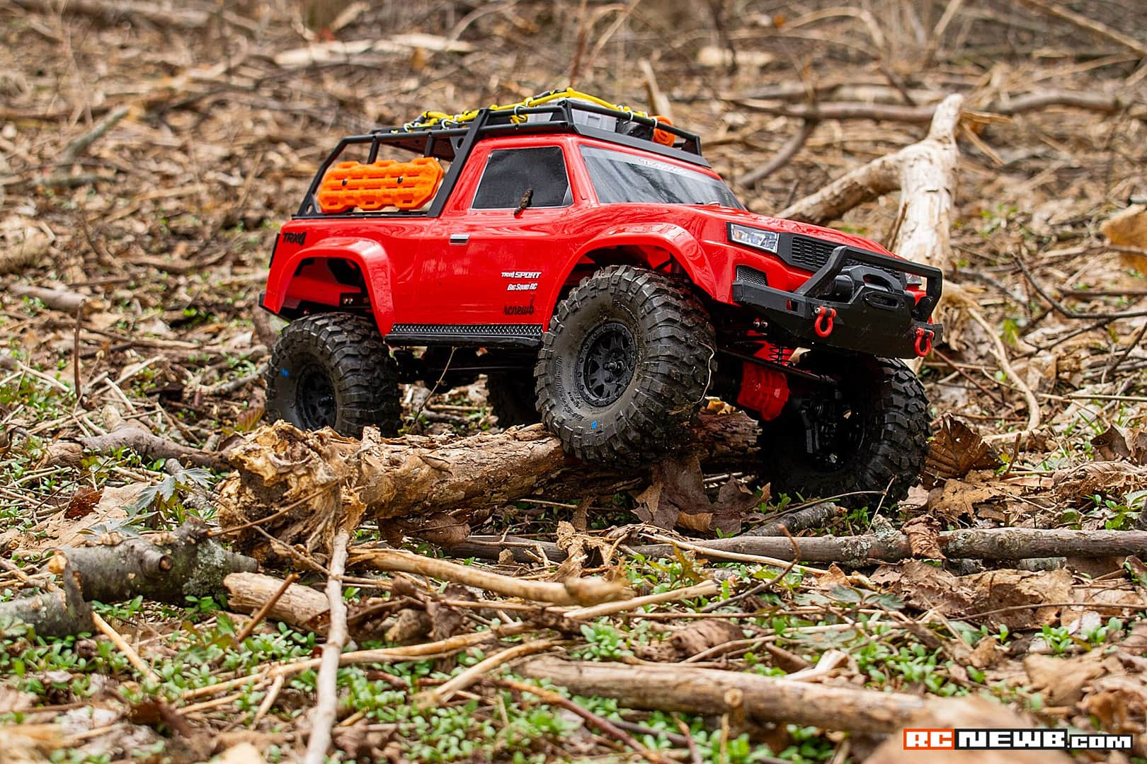 TRX-4 Transformation: Turning a Stock Trail Truck into an Outdoor Explorer [Gallery]