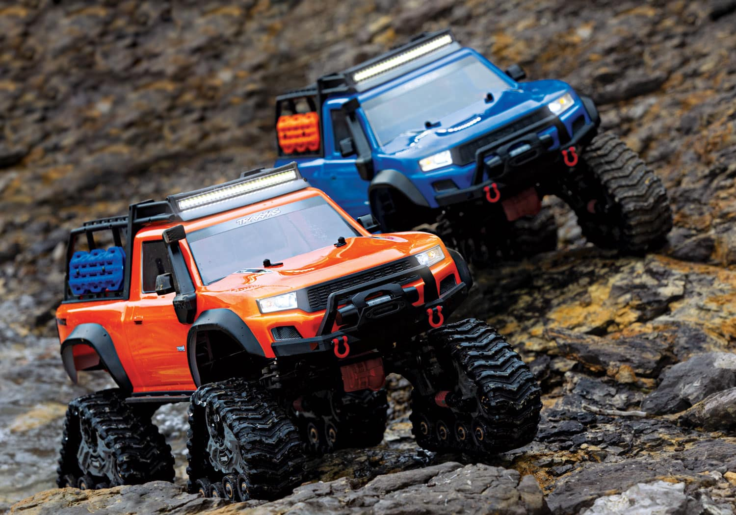 See it in Action: Traxxas TRX-4 Traxx RTR [Video]