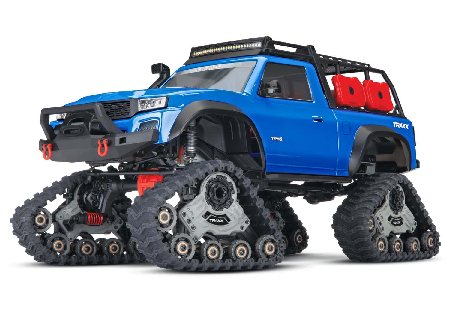 Take on the World with the Traxxas TRX-4 Traxx RTR