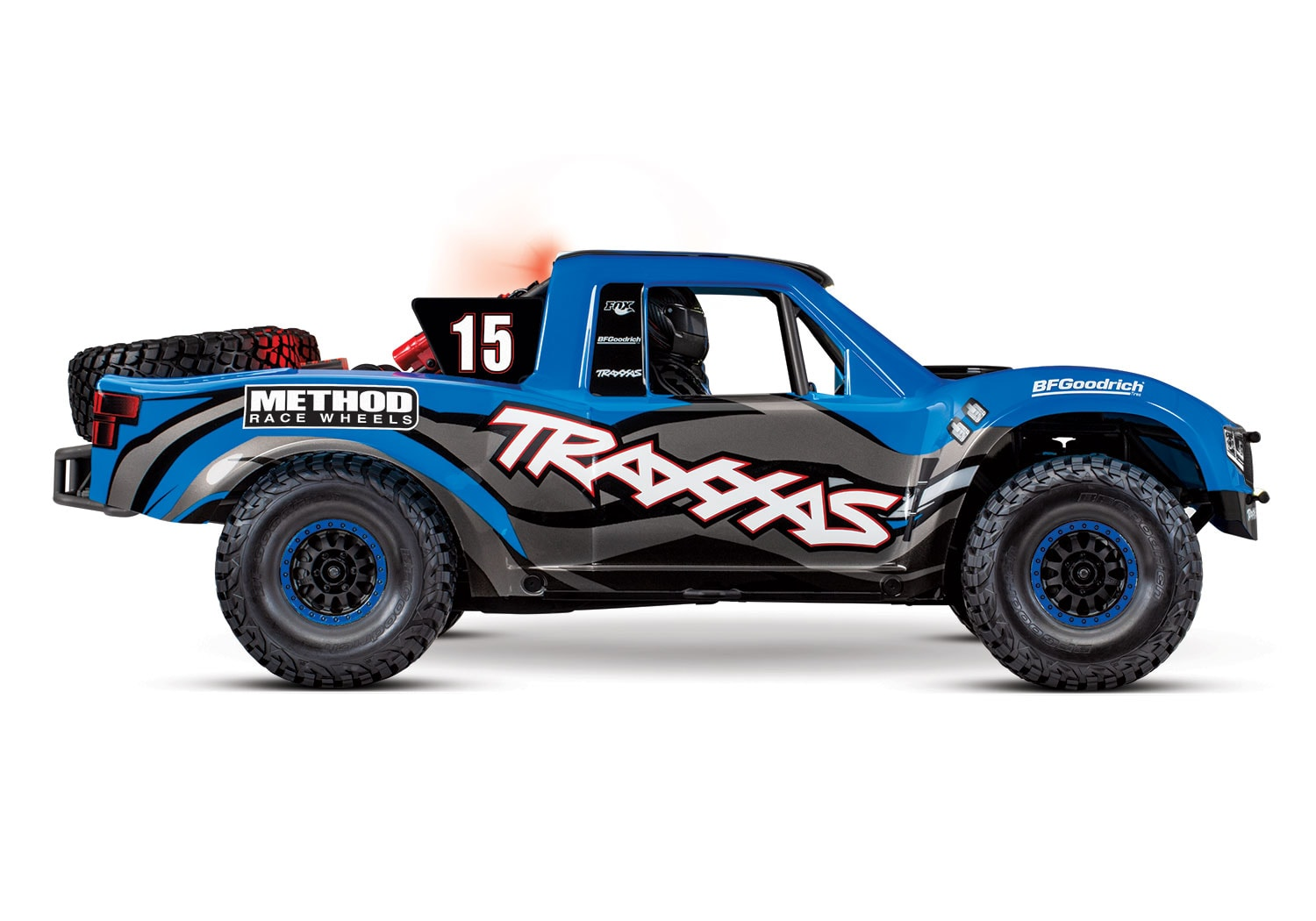 Traxxas UDR 2019 Update - Side