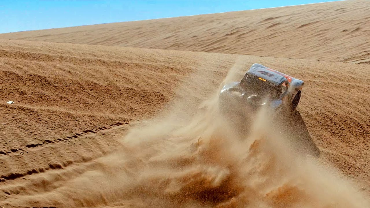 Traxxas Shreds the Sahara with its Unlimited Desert Racer [Video]
