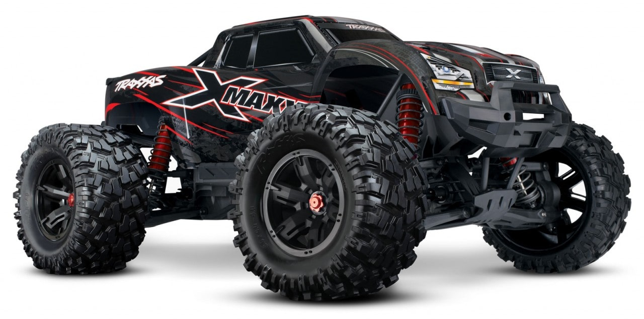 Traxxas Amps up the X-Maxx for 8S LiPo Power