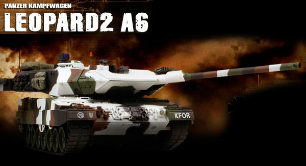 Three New Battle Tank Models from VSTank