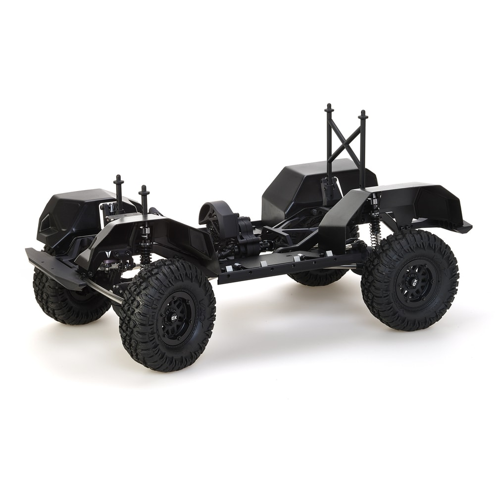 Vanquish Products VS4-10 Origin Limited Black Kit - Chassis
