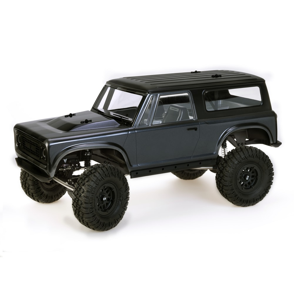 Bad to the Bone: Vanquish Products VS4-10 Origin Limited Black R/C Crawler Kit