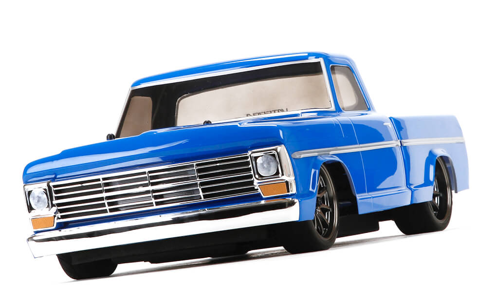 1968 Ford F-100 (RTR) from Vaterra