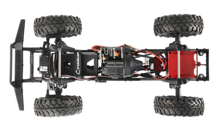 Keep On Truckin With The Vaterra 72 Chevy K10 Ascender Rc Newb